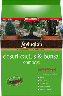 Levington Cactus & Bonsai Compost 8L