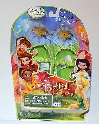 NEW Disney Fairies Toddler Girls Tinkerbell Ballerina Slippers Costume Accessory