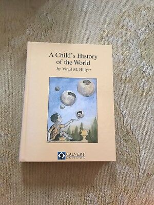 a child's history of the world By Hillyer