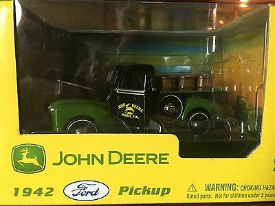 John Deere 1942 Ford Pickup 1:43 scale by Gearbox Toys