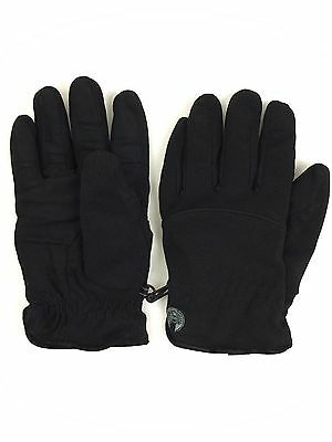Weatherproof Winter gloves men's 97% polyester 3% spandex color black