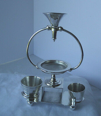Silver Plate Condiment Stand - Middletown Silver Plate # 9