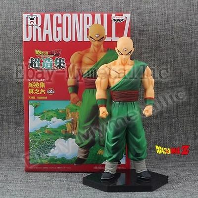 "DragonBall Dragon Ball Z Tien Shinhan Tenshinhan 15cm/6"" PVC Figure New In Box"