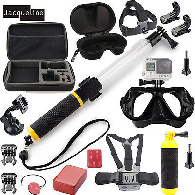 Diving Underwater Accessories Kit for Gopro Hero 7 6 5 4 session 3+ SJCAM/EKEN