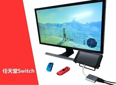Melopow M002 HDMI TV Dock Type-C Adapter for Nintendo Switch/ MACBOOK SAMSUNG S8