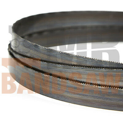 Bandsaw Blade Welded to Any Length, 6-13mm Widths, UK Manufactured, FREE POSTAGE