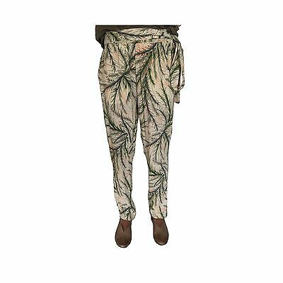 MY SUNDAY MORNING women's trousers fantasy mod SOPHIA 100% viscose