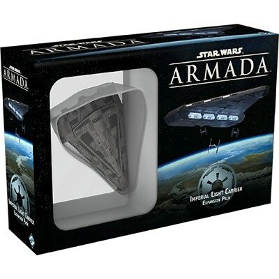Imperial Light Carrier (Star Wars Armada) Expansion Pack - Brand New!