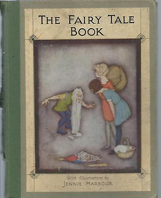 Vintage Children's book ~ The Fairy Tale Book by Raphael Tuck ~ 1930's