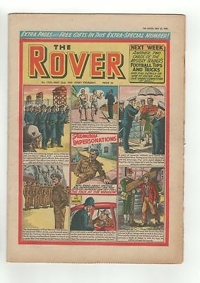 The Rover Comic - No 1769  - 1959 - FREE GIFT - RARE!!!!