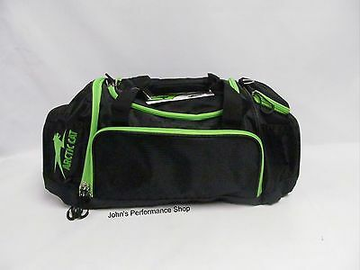 2018 Arctic Cat Black & Green OGIO Duffle Bag 5282-905  25x11x11