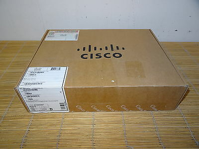 NEW Cisco CTS-CTRL-DVC8 TelePresence Touch 8-inch for Integrator NEU OVP UNGEÖFF