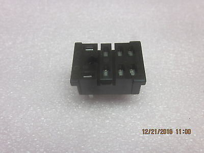 5 pcs of PT08-0 Relay Socket OMRON 8 pin PCB soldering for LY2 series relays