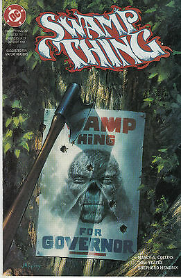 SWAMP THING (Vol.2) 112...NM-...1991...Nancy A Collins,Tom Yeates...Bargain!