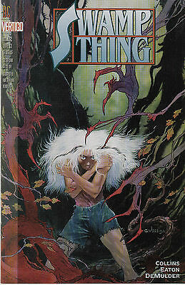 SWAMP THING (Vol.2) 132...NM-...1993...Nancy A Collins,Scot Eaton...Bargain!