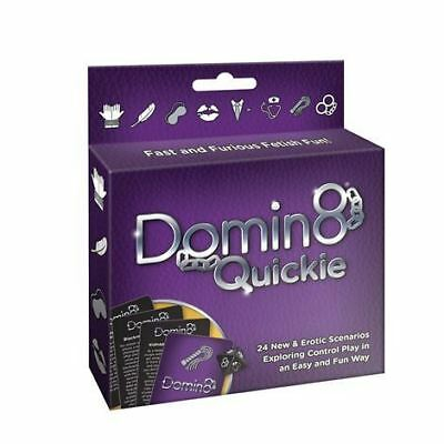 CC Games - Domin8 Quickie Card Game