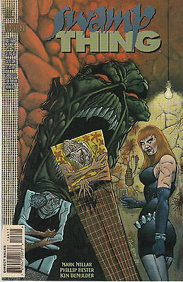 SWAMP THING (Vol.2) 146...NM-...1994...Mark Millar,Phillip Hester...Bargain!