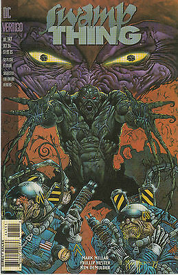 SWAMP THING (Vol.2) 147...NM-...1994...Mark Millar,Phillip Hester...Bargain!