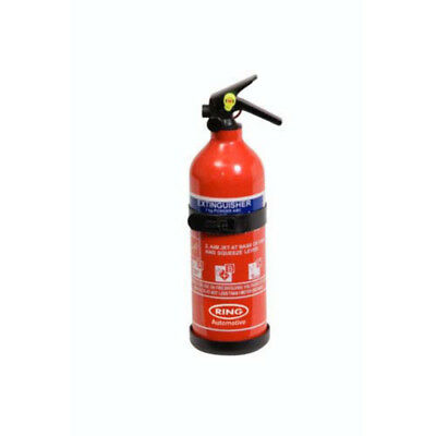 Ring 1kg ABC Dry Powered Fire Extinguisher