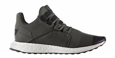 7fcd50f4ef66 NEW ADIDAS MENS Y-3 Kozoko Low Black olive Sneakers  Cg3161  Size 11 ...