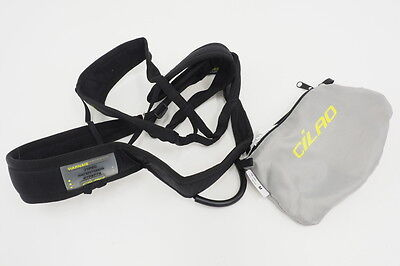 Cilao 33 Pro Rock Climbing Harness and Carrying Case Size Medium