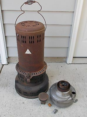 Antique Perfection 730 Kerosene Oil Heater Needs Work