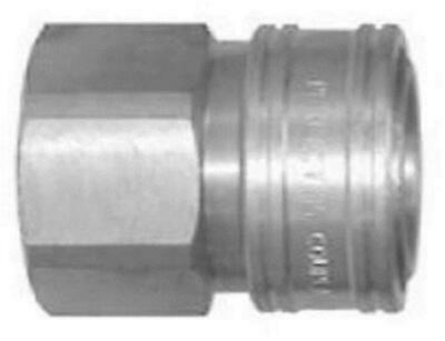 Dixon STFC2SS Stainless Steel Couplers Box of 5 *Brand New & Free Shipping*