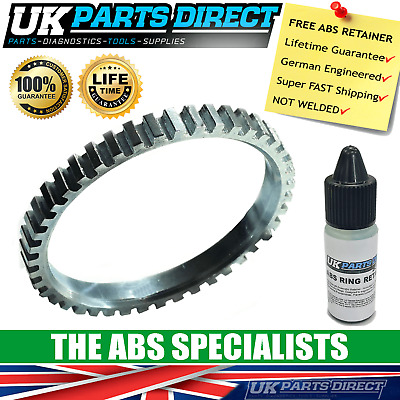 Rover (MG) ZR ABS Reluctor Ring (2001-2005) Front - PRO-COAT V3