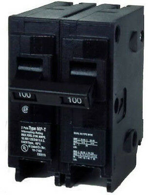New Murray MP2100 100-Amp 2 Pole 240-Volt Circuit Breaker