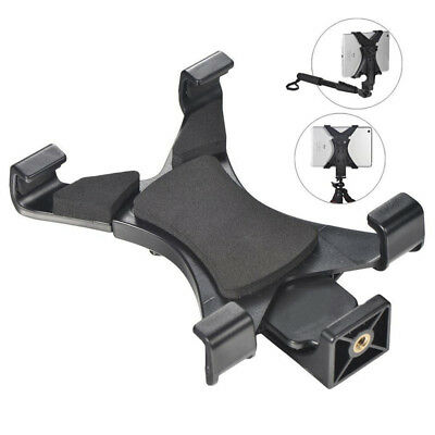 """Tripod Mount Holder Bracket 1/4""""Thread Adapter for 7""""~10.1"""" inch Tablet iPad PC"""