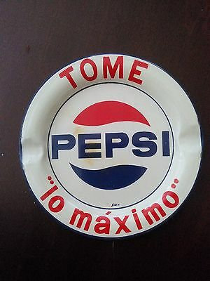 pepsi ash tray from mexico