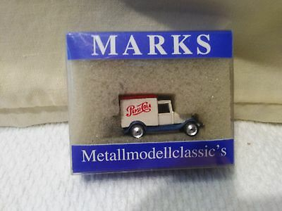 pepsi ford model A Marks