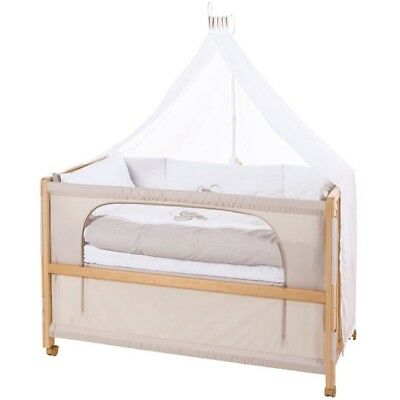 honey bee 4 in 1 baby bed eur 40 00 picclick de. Black Bedroom Furniture Sets. Home Design Ideas