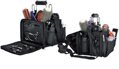 Tool Tote Mobile Hairdresser Equipment Bag Black