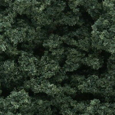 Woodland Scenics FC184 Dark Green Clump-Foliage