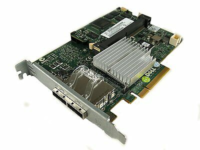 NEW Dell PERC H800 1GB RAID Controller SAS Card w/ BBU 85KJG 5KYFR MD1200 MD1220