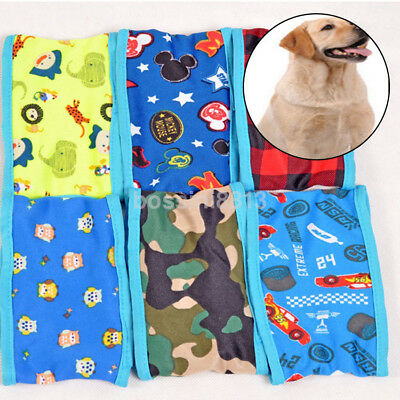 Male Dog Cotton Physiological Pants Sanitary Underwear Belly Band Diaper for Pet