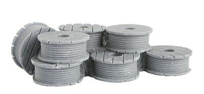 Bar Mills 4014 O Cable Spools Version 2 Unpainted