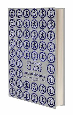 Lord of Shadows: The Dark Artifices Book 2 by Cassandra Clare Hardcover Book Fre