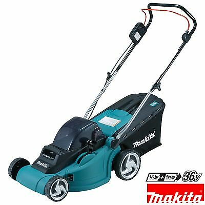 Makita DLM380Z Twin 18v Li-Ion LXT 380mm Cordless Lawn Mower Naked Body Only