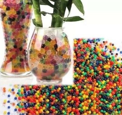 2000 Magic Water Absorbant Beads Balls Orbeez Magic Ball FAST DELIVERY UK