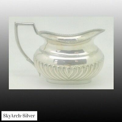 SILVER PLATED Cream Jug LARGE Silver Plate C1930