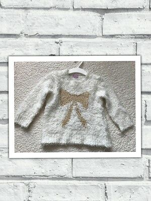 Baby Girls Clothes 12-18 Months  -Pretty Jumper Top