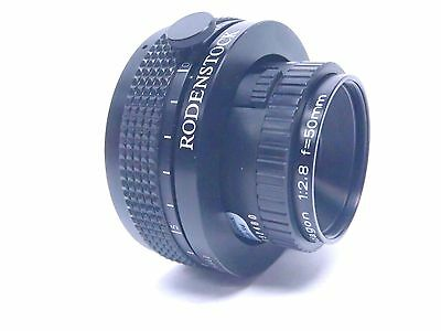 Rodenstock Rodagon 1:2.8 50Mm Modular Focus 11676840 11692480