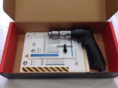 "NEW Ingersoll Rand QP151D Pistol Air Drill, 1/4"" Chuck, 0.25 HP"