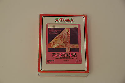 The Fantastic Sound of Guitars Unlimited 8 Track London Records New Sealed