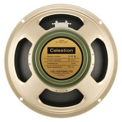 Celestion Heritage Series G12M 12'' 20W 8 Ohm<T1220-67> Made in England
