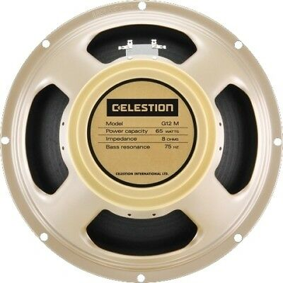 "Celestion G12M-65 Creamback 12"" 65W 8 Ohm<T5864> made in UK"