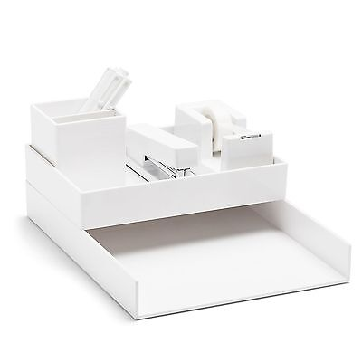 Poppin All Set 12-Piece Desk Collection Organizer Stationery Office Style