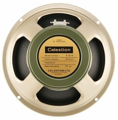 Celestion Heritage G12H 75Hz 12'' 30W 8 Ohm <T1364> Made In England